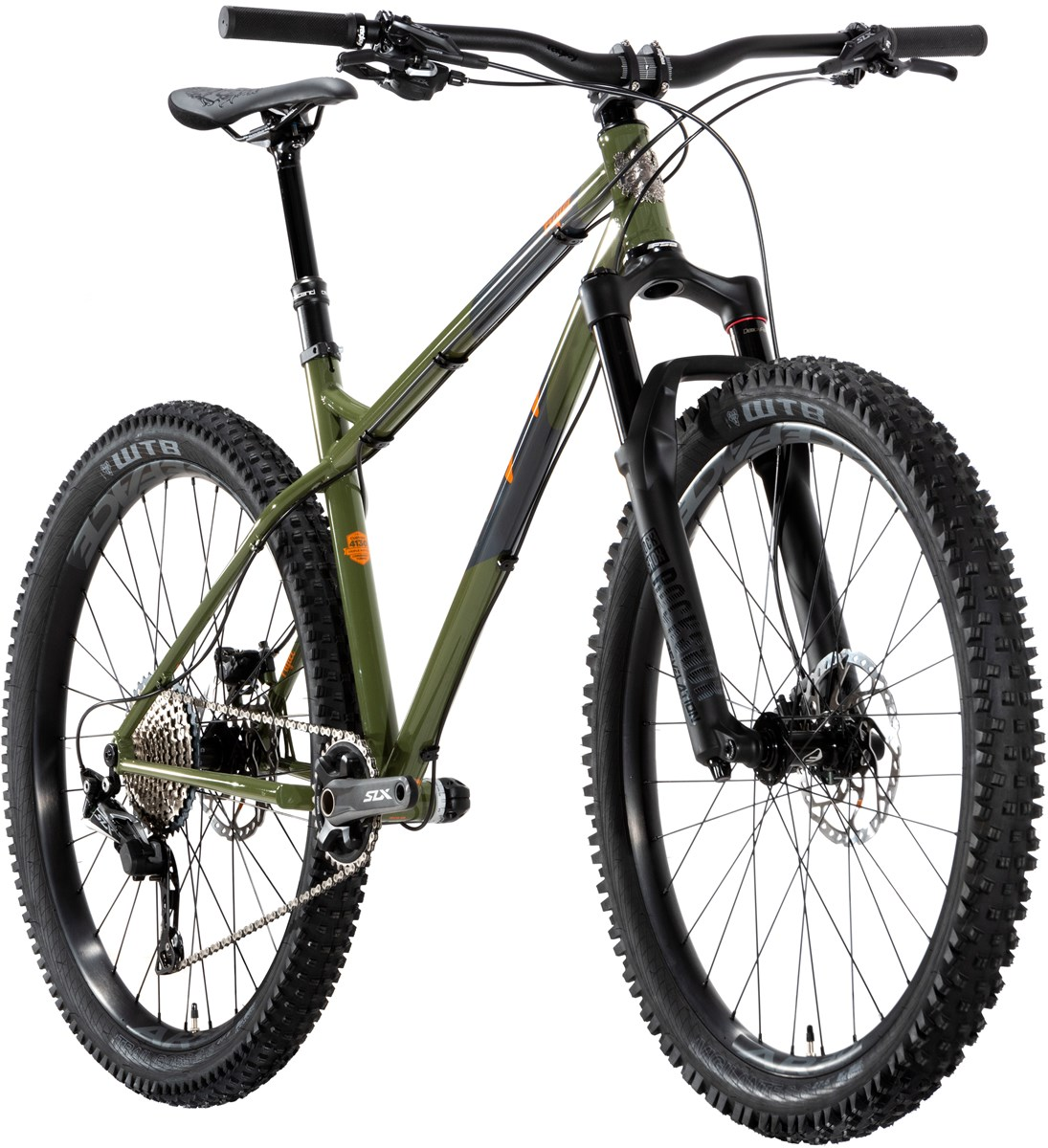 2019 Ragley Piglet Hardtail Glossy Green Mountain Bike £1,749.99