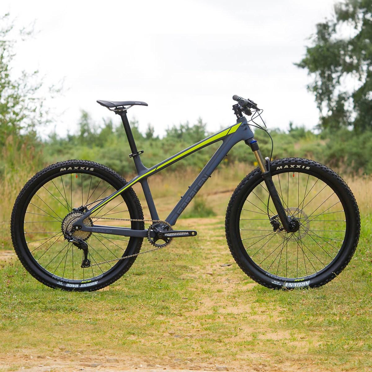 2017 Saracen Mantra Carbon Trail 1 599 99