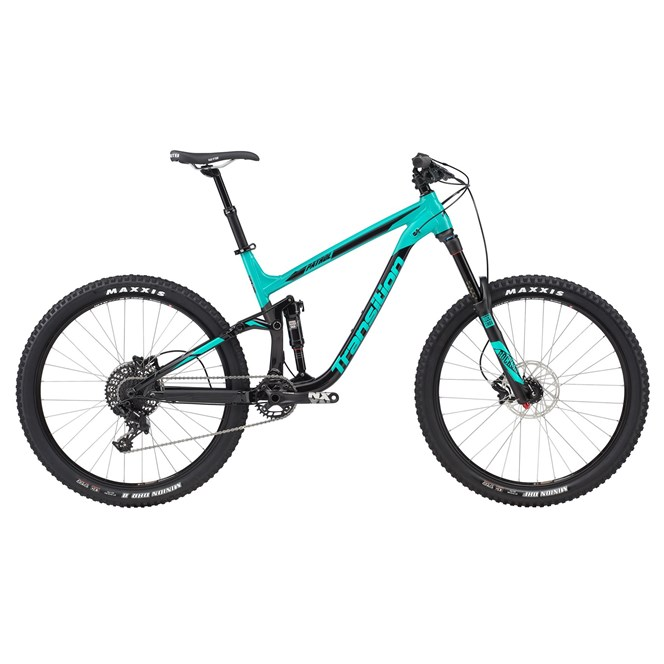 2017 Transition Patrol Alloy Neon Teal