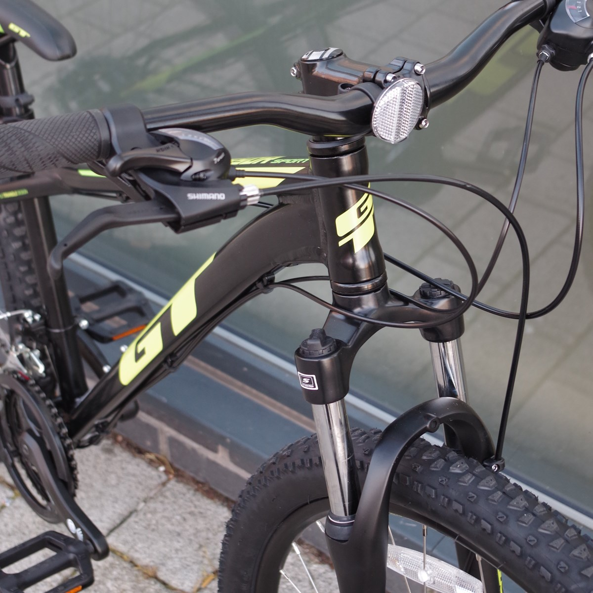 2019 GT Bikes Aggressor Sport Mountain Bike