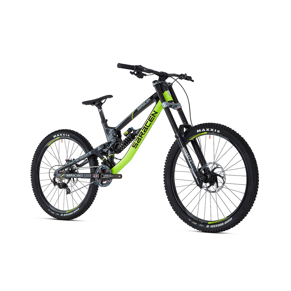 b89000f0c0b 2019 Saracen Myst Pro Mountain Bike £3,899.99