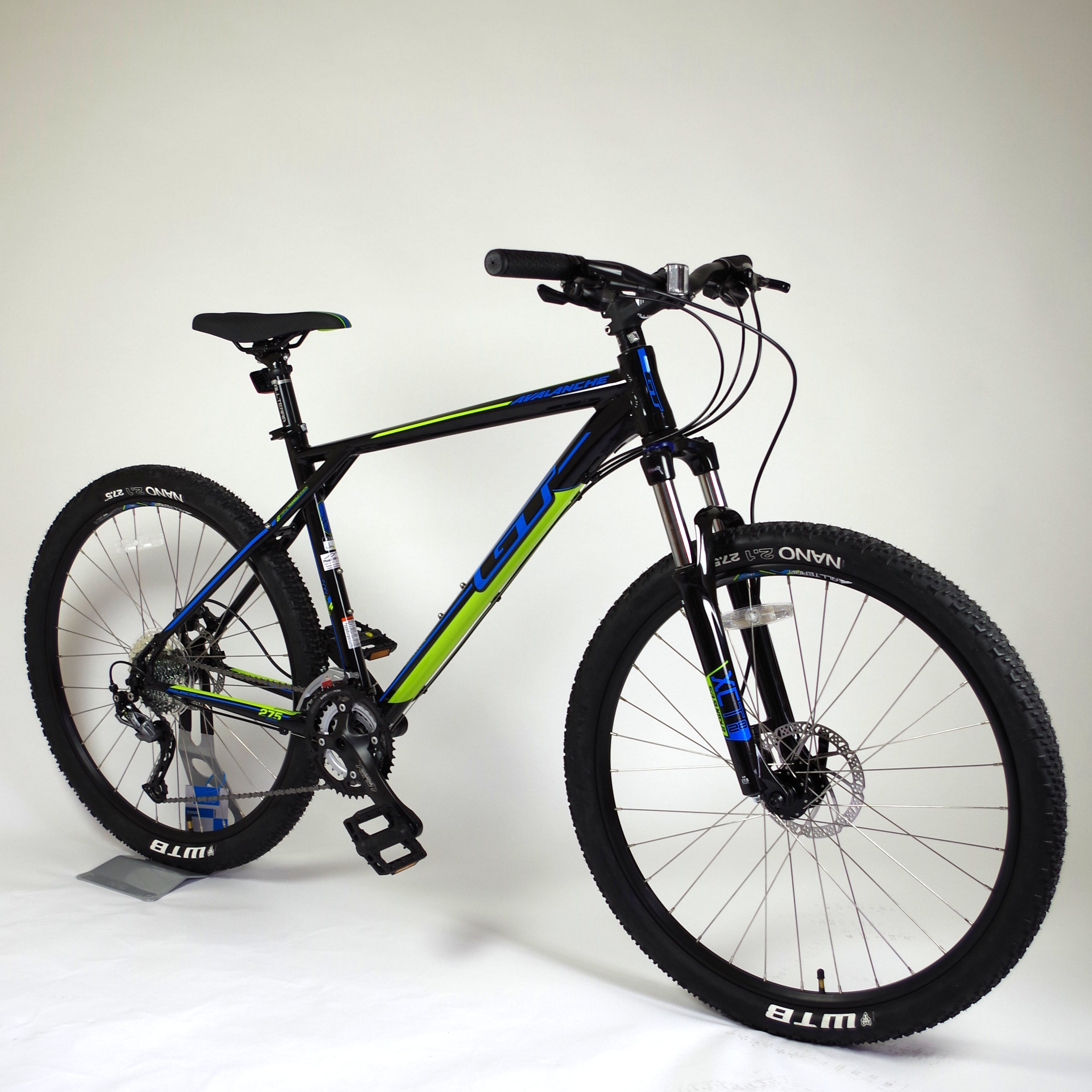 2015 GT Avalanche Sport Black Large £399.99