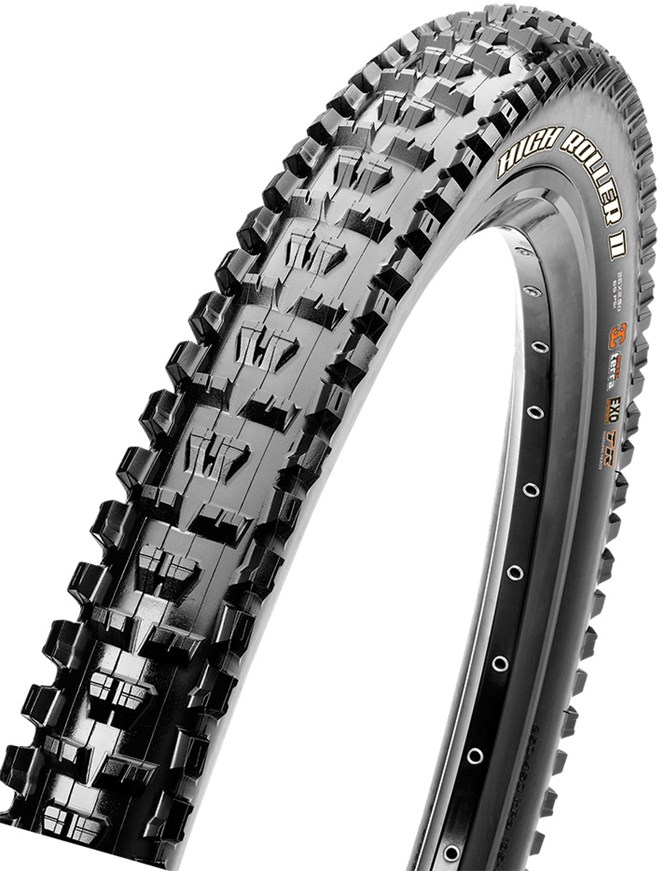 Maxxis High Roller II 27.5x2.30 Folding Dual Compound EXO/TR Tyre